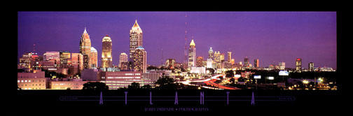 Atlanta Skyline Picture