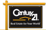 CENTURY 21®, your one-stop real estate resource.